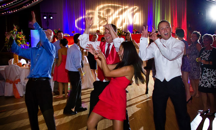 Get Jiggy With a Pittsburgh Wedding DJ